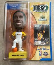NBA 2001 PLAY MAKER UPPER DECK KOBE BRYANT BOBBLE HEAD 63 ALLSTAR WARM UP