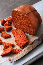 nduja calabrese salame tipico piccante in budello spalmabile artigianale 500g