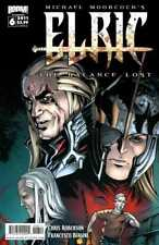 ELRIC THE BALANCE LOST #6 COVER B BOOM! STUDIOS 2011