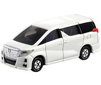 TAKARA TOMY TOMICA No.12 1/65 Scale TOYOTA ALPHARD (Box) NEW from Japan F/S