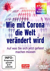 Wie mit Corona die Welt verändert wird (6 DVDs Box) Markus Krall, Sucharit Bhakd