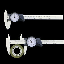 150mm 6inch Dial Caliper Vernier Caliper 4Way Gauge Micrometer 0.1mm