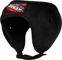 RDX Headguard Kopfschutz Ohrenschutz Kampfsport Kopfschutzhelm Kickboxen MMA DE