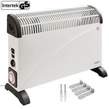 Arebos termoventilatore termoconvettore stufa elettrico con timer e turbo