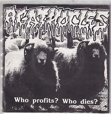"AGATHOCLES / MORBID ORGANS MUTILATION - split EP  7"""