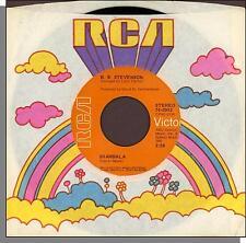 "B. W. Stevenson - Shambala + My Feet Are So Weary - 1972 RCA 7"" 45 RPM Single!"