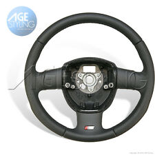 Audi A3 8P S-Line Tiptronic DSG Perforated Leather Steering Wheel 8P0419091CLTNA