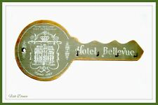 SHABBY CHIC FRENCH HOTEL BELLEVUE THEME WOODEN KEY RACK / HOLDER / HOOK / HANGER