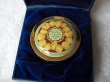 Halcyon Days England Positive Cashflow paperweight~Bilston & Battersea enamels