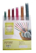 Dreamz Double Pointed sock needle set - 6""