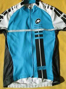Size S Assos ss.Mille Cycling Jersey Road MTB CX Short Sleeve, Full Zipp