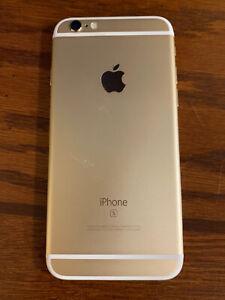 Apple iPhone 6s - 64GB - Gold MKQC2LL/A
