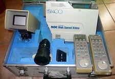 CAMERA HAUTE VITESSE COULEUR Color High Speed Video Camera 1/10000  NAC HSV 400