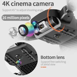 2021 NEW Drone 4k HD Wide Angle Camera 1080P WiFi fpv Drone Dual Camera Drone