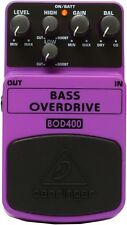 Behringer BOD400 Bass Overdrive Pedal
