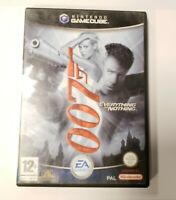 James Bond 007: Everything or Nothing (Nintendo GameCube, 2004) PAL Complete