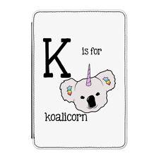 """K Is For Koalicorn Case Cover For Kindle 6"""" E-reader - Koala Unicorn Alphabet"""