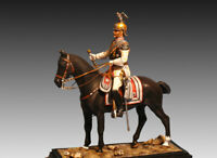 Wilhelm II German Emperor 54mm 1/32 Tin Painted Toy Soldier | Art Quality