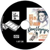 Now Voyager -  Bette Davis, Paul Henreid Movie on DVD 1942