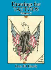 Drawings for Tattoos Volume 3, New, Books, mon0000145646
