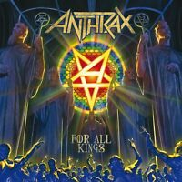 Anthrax - For All Kings (NEW CD)