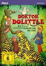 Doktor Dolittle * DVD komplette Serie Tierarzt Dr. John Dolittle Pidax Neu