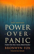 Power Over Panic: Freedom from Panic/Anxiety Related..., Fox, Bronwyn 1740094875