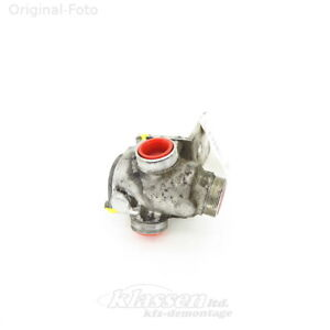 Aston Martin Vantage 6G33-6L635-AA 96JV-6L635-AB Thermostat Öl Öil