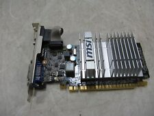 N210-MD512D3H/LP SP MSI NVIDIA GeForce 210 512 MB GDDR Video Card