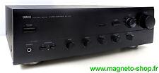 Ampli / pré-ampli YAMAHA AX-470 révisé / reconditionné