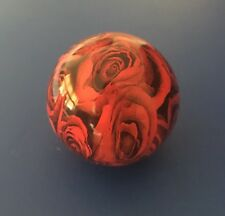 Red rose, gear knob with T3