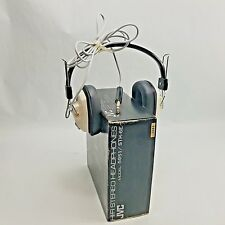 Vintage JVC STH-6E Hi-Fi Stereo Headphones with Box Tested Working Like New