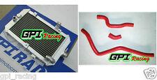 GPI NEW Yamaha RAPTOR 660 660R YFM 660 YFM660 oversize Aluminum Radiator &HOSE