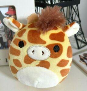 "Squishmallows KellyToy Plush Gary the Giraffe 5"" NWOT"