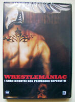 WRESTLEMANIAC [dvd, One Movie, Exa cinema,72']