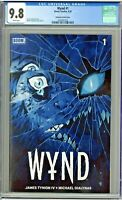 Wynd #1 CGC 9.8 Michael Dialynas Variant Cover Edition 2020 Tynion Story Boom!