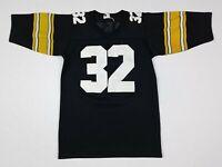 Franco Harris #32 Pittsburgh Steelers NFL Black Jersey Youth Kids Size Vtg 70s