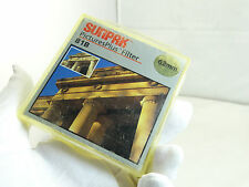 Sunpak 62mm 81B Warming Color Conversion Lens Filter Boxed Free Shipping Worldwi