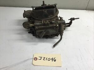 1967-1970 DODGE PLYMOUTH 440 TYPE 4160 HOLLEY 600CFM 4 BBL CARB LIST 4749-3