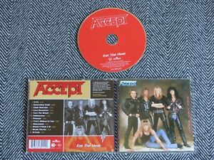 ACCEPT - Eat the heat - CD