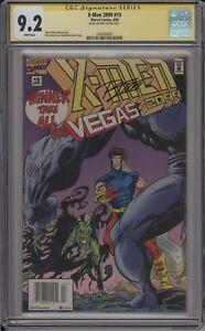 X-Men 2099 #19 - CGC 9.2 - SIGNED RON LIM - 1434393001