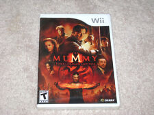THE MUMMY TOMB OF THE DRAGON EMPEROR...NINTENDO WII...***SEALED***BRAND NEW***!!