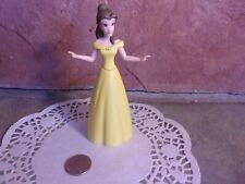 Disney Beauty And The Beast Belle Figures Cake Toppers Lot D8
