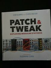 More details for patch and tweak, exploring modular synthesis book 368 pages. bjorn & mayer (tv15