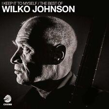 WILKO JOHNSON - I KEEP IT TO MYSELF-THE BEST OF 2 CD NEU