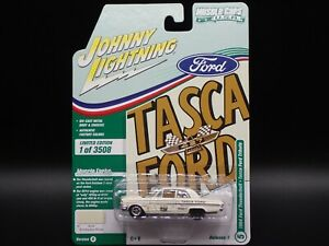 2021 JOHNNY LIGHTNING 1964 FORD THUNDERBOLT TASCA MUSCLE CARS USA VS B REL 1