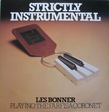 LES BONNER - STRICTLY INSTRUMENTAL -  LP