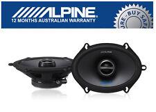 """Alpine SPS-517 Type-S 5-1/4"""" Coaxial 2-Way Speakers"""