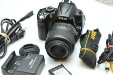 Nikon D5000 DSLR Camera with 18-55mm f/3.5-5.6 Auto Focus-S Nikkor Zoom Lens