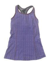 Nike Dri-fit Women's Padded Purple Workout Yoga Tank Top Xs Euc